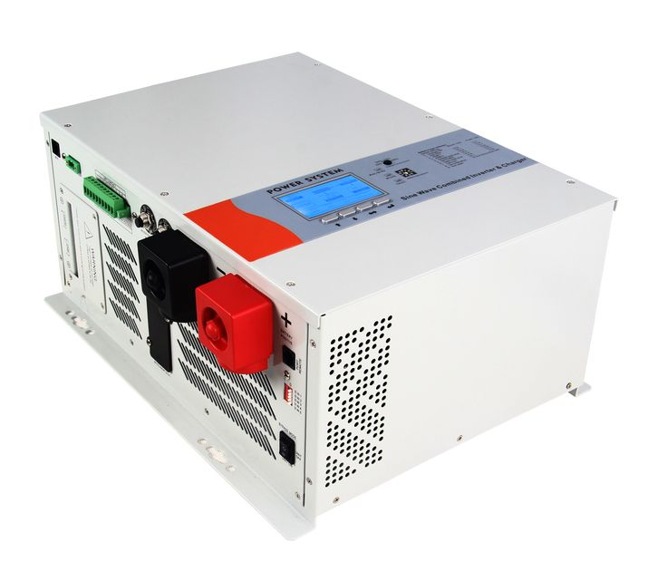 Power rating of inverter battery for the houses.