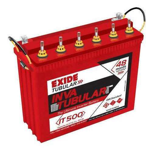 Exide inverter battery - inverter battery dealer in chennai